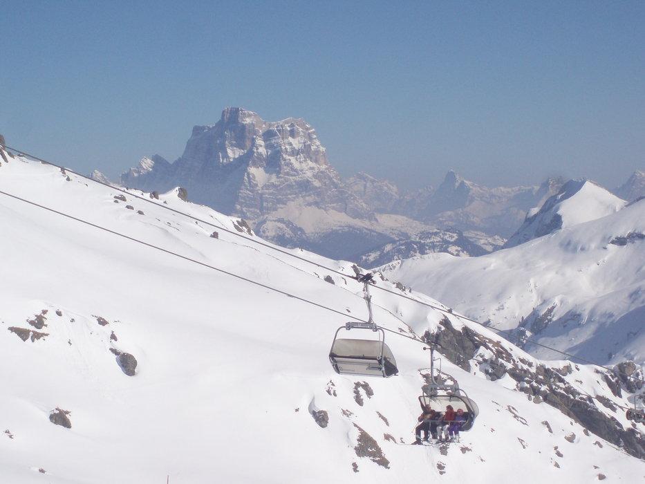 Passo Fedaia - Marmolada - © dadula @ Skiinfo Lounge