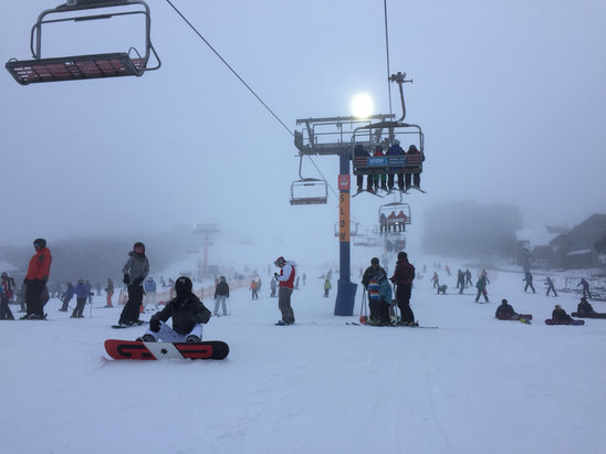 Mt. Buller - [! skireport_firsthandpost_pagetitle ] - © Rocky