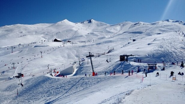 Valle Nevado - [! skireport_firsthandpost_pagetitle ] - © dominique.soulodre