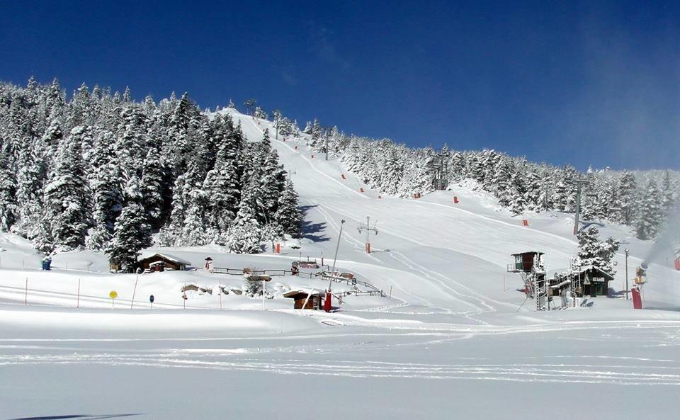 Aperçu du domaine skiable de Bolquère Pyrénées 2000