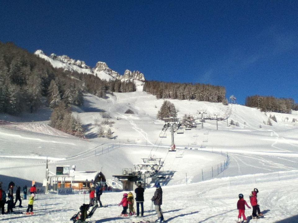 Embarquement pour les pistes de ski de Réallon