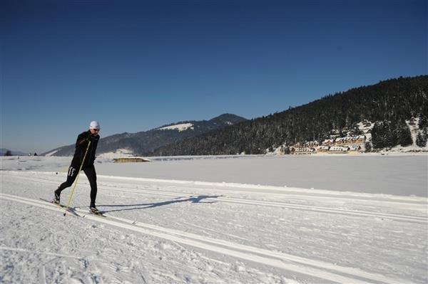 Ski de fond sur le domaine nordique de Campan Payolle