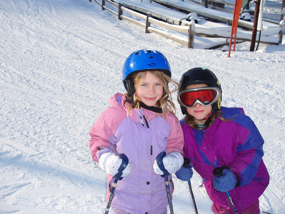 Kids at Wild Mountain, MN