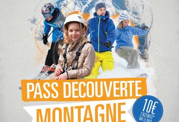 Pass Montagne Découverte - © MO. OT AUSSOIS