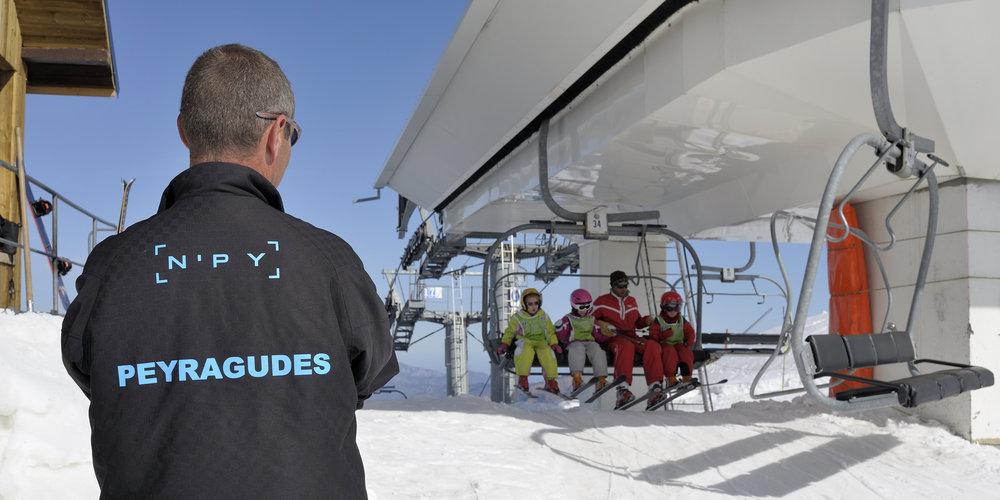 A Peyragudes, tout a été pensé pour que le ski rime avec plaisir. - ©  SEMAP Peyragudes