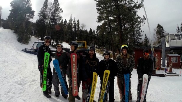 Sipapu Ski Resort - viva new Mexico, park is good , mountain is shreadable - ©generic