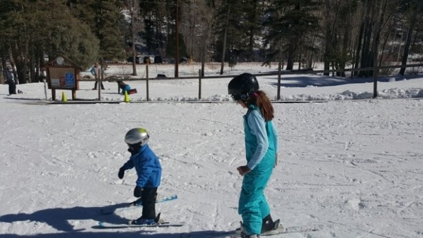 Sipapu Ski Resort - the kids loved it