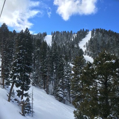 Angel Fire Resort - [! skireport_firsthandpost_pagetitle ] - © iPhone (4)