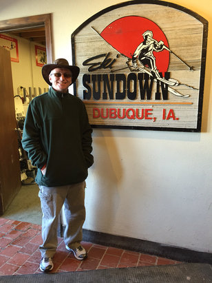 Sundown Mountain - 2015  - © Eric's iPhone