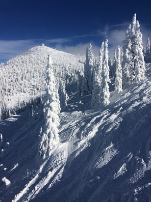 Montana Snowbowl - Shaping up nicely - © ghost of da bowl