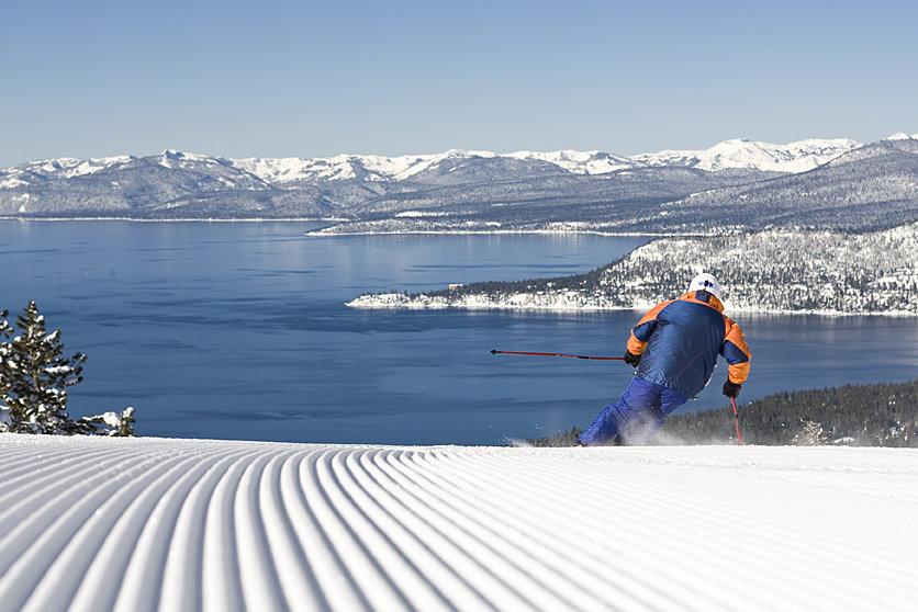 Diamond Peak Ski Resort - © Diamond Peak Ski Resort