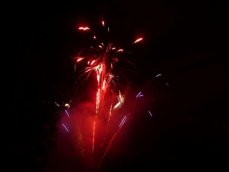Festivités du nouvel an au Praz de Lys - © OT Praz de Lys Sommand