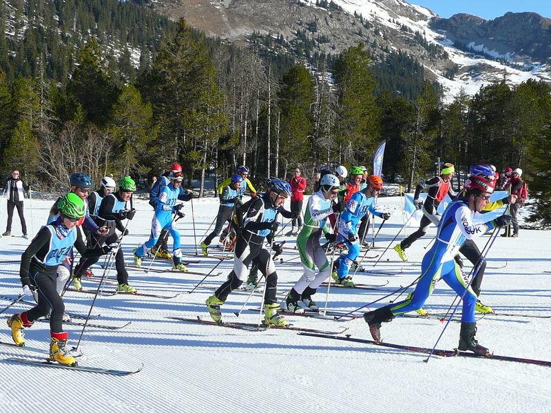 Skiathlon du Vélard - © OT Praz de Lys Sommand