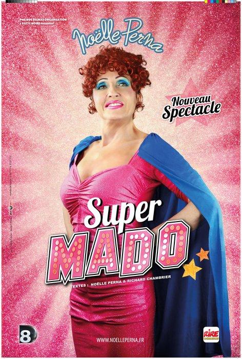 Super Mado prochainement sur la scène de l'Espace Rencontre et Culture des Orres - © Office de tourisme des Orres