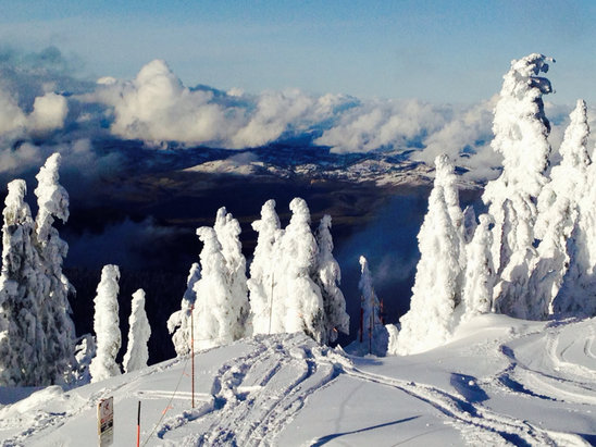 Mount Ashland - [! skireport_firsthandpost_pagetitle ] - © PC