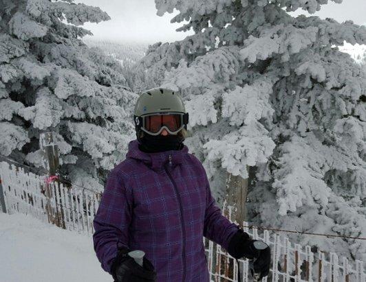 Ski Santa Fe - Super cinditions. - © ronroyce793