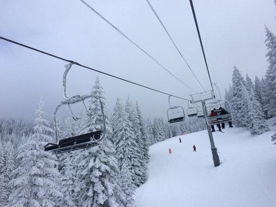 Ski Santa Fe - That pow pow  - © Erik M