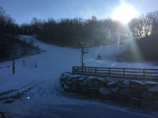 Mountain Creek Resort - Soon.... - © Kevin Edwards's iPhone