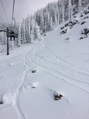 Ski Santa Fe - Pow! - © Erik M