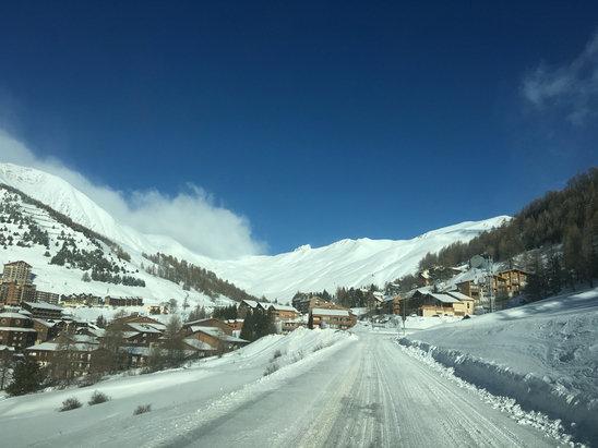 Val d'Allos - La Foux - Les sources du Verdon ce matin - © TSD6