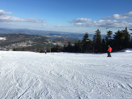Gunstock - Get out here!! - ©TMO's iPhone