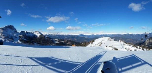 Nassfeld Hermagor - [! skireport_firsthandpost_pagetitle ] - © ws.2345.ws