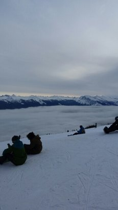 Marmot Basin - [! skireport_firsthandpost_pagetitle ] - © jlynnholland1