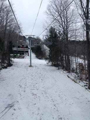 Berkshire East - A great day skiing. - © henryskier1