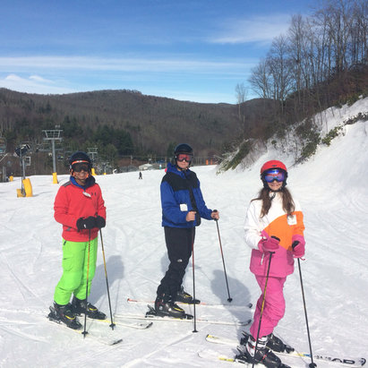 Cataloochee Ski Area -    - © fperkinson