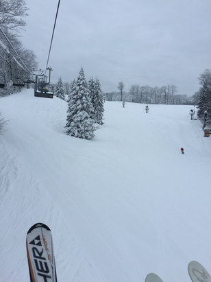 Boyne Highlands - Great day at boyne highlands. Great snow conditions. A lot of fun - © iPhone