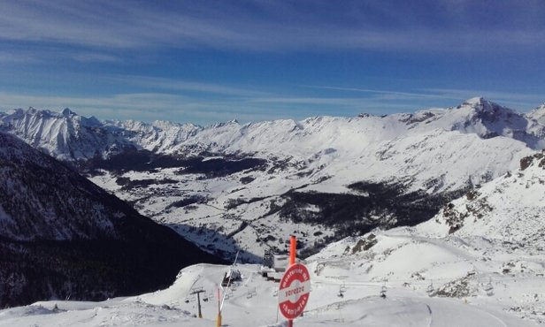 Gressoney-La-Trinité - Monterosa Ski - bei comprensori, settimana stupenda sempre col sole, poca neve un po' ghiacciata. - © carlodevecchi83