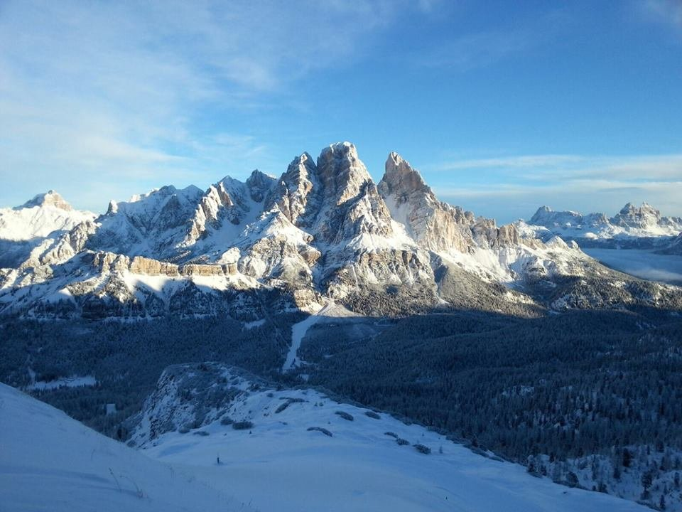 Dolomiti Superski, Cortina - Gennaio 2016 - ©Dolomiti Superski