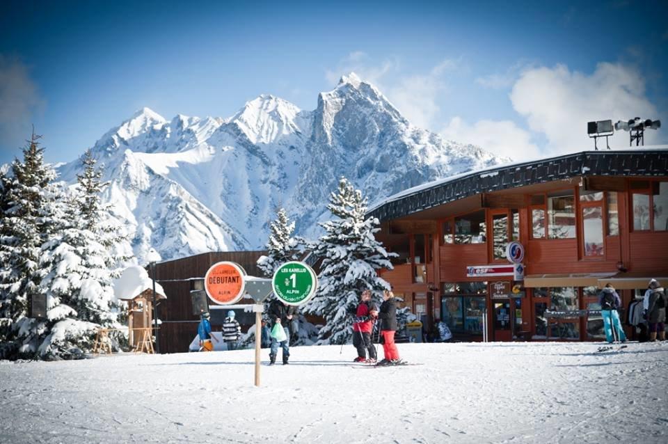 Les Karellis ski resort - © Les Karellis