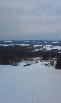 Mount Peter Ski Area - good day - © skiblueridge62
