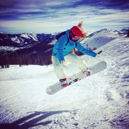 Wolf Creek Ski Area - Wolf treated us well.  Alberta is close to heaven. - © Corcor