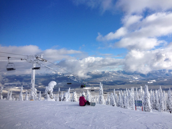 Big White - [! skireport_firsthandpost_pagetitle ] - © Pepper