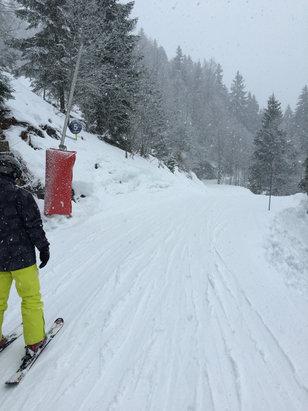 La Clusaz - Une bonne journée de glisse avec de la neige fraiche !!!!! - © BGood