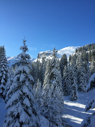 Avoriaz - Excellent conditions! - © Phil's iPhone