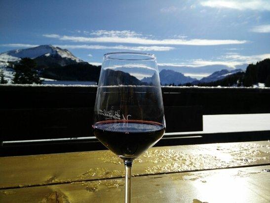 Alta Badia  - Perfect conditions today in San Cassiano..  - © toj64n