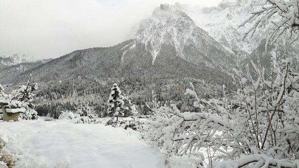 Kranzberg - Mittenwald - 10 februari 2026 Mittenwald  - © henk.kuyl