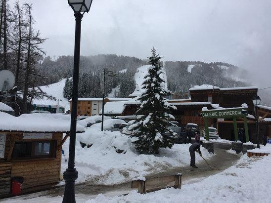 Praloup - Super de la neige, laurent  - © taveau laurent