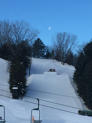 Mount Kato Ski Area - Everyday is a great day at Mount Kato! Great upkeep, great employees, great place. - © family of regulars