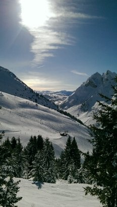 Le Grand Bornand - La Clusaz in the sunshine!  - © sduff7475