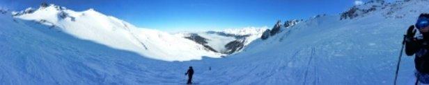 Les 7 Laux - excellente journée dans le vallon du pras ! une neige poudreuse magique  un vrai bonheur  - © msalvetat111