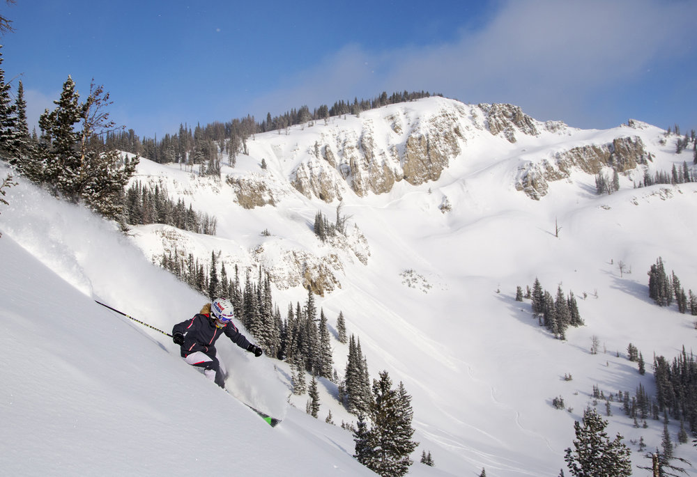 Are you ready for 31 days of fun at JH? - ©Jackson Hole Mountain Resort