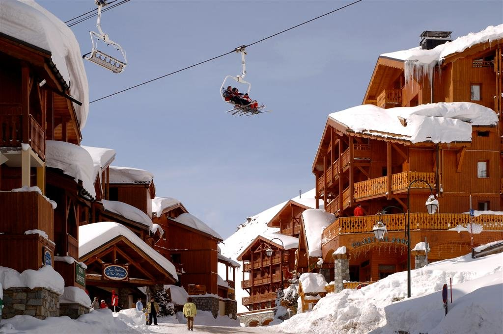 Val Thorens village - © OT Val Thorens/M.Berenguer