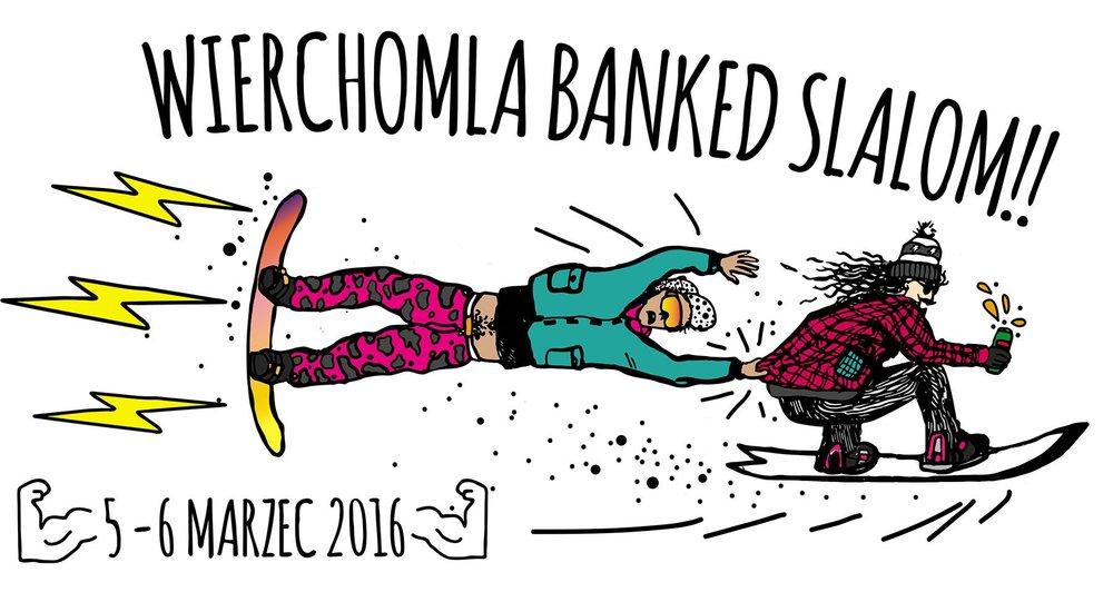 Wierchomla Banked Slalom 2016 - © Dwie Doliny