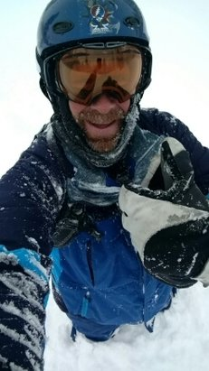 Northstar California - Thursday 2/18, 1+ feet everywhere and thigh to waist deep pow in the trees. Not wet or clumpy but heavy. Tracking fresh in anything less than black diamond pitch and you risk stalling out thigh deep.  Backside didn't open til noon and when I left at 3pm there was still tons of untracked. Fri is gonna be an EPIC powder/packed powder day. Go get some! - ©mohare417
