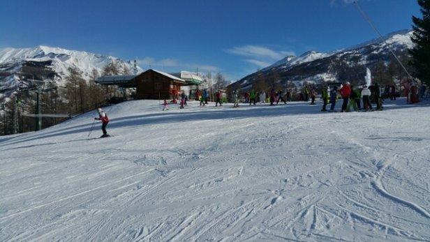 Bardonecchia - ottima neve splendida giornata  - © bverlen48