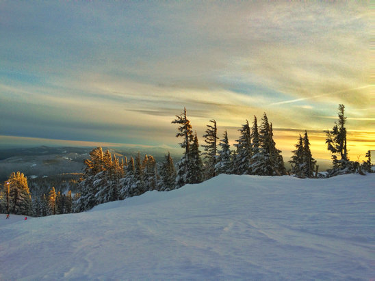 Mt. Hood Meadows - Find your serenity, mine is at Meadows. - © J. Olvera